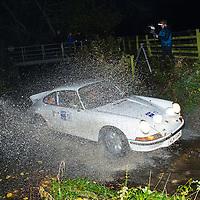 Car 73 Paul Bloxidge Les McGuffog Porsche 911 Carrera 2.7