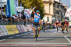 Daniel Martin (IRL) of Garmin Sharp wins Il Lombardia 2014, Bergamo, Italy, 5th October 2014, Photo by Thomas van Bracht / PelotonPhotos.com