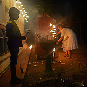 Binara Poya, Full Moon Day in Sri Lanka