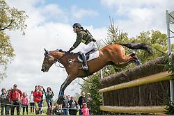 Ugolotti Giovanni (ITA) - Stilo Kontika<br /> Cross Country - CCI4* <br /> Mitsubishi Motors Badminton Horse Trials 2014 <br /> © Hippo Foto - Jon Stroud