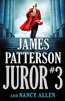The #Juror by James Patterson (USA edition)