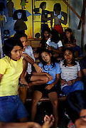 Girl Gangs in the Philippines.