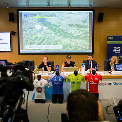 20180517: SLO, Cycling - Press conference of cycling race Po Sloveniji 2018