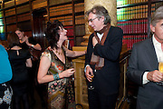 RUTH PADEL; INIGO THOMAS, 30th Anniversary of the London Review of Books.  One Whitehall Place. ( National Liberal Club) London SW1. 29 October 2009