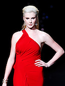 F/W 2014 Heart Truth Red Dress Collection