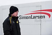 Simon Larsen Opel Adam Test 2013 - Nykøbing F