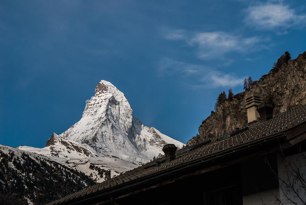 Matterhorn Cervino, from Zermatt