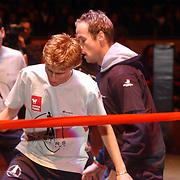 Panna wedstrijd Arena, Martin Verkerk tegen Joel de Tombe