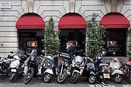 Grafton Street, Mayfair, London, UK.