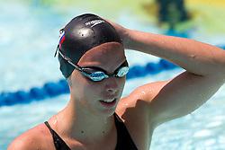 Tina Meza during 10th International Swimming Competition Veronika 2011, on July 16, 2011, in Pod skalco pool, Kamnik, Slovenia. (Photo by Vid Ponikvar / Sportida)