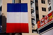 El mes de noviembre es considerado como el mes de la patria en Panamá. Mes en que se celebra se dio la separacion de Colombia y la independencia de España entre otros hechos historicos de la nacion.  Panamá, 27 de septiembre de 2011. (Victoria Murillo/Istmophoto)