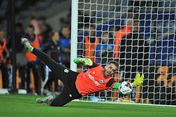 Adrian Goalkeeper West Ham, Leicester City v West Ham Utd, Carling Cup Round 3, King Power Stadium, Tuesday 22nd September 2015.