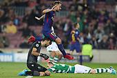 FOOTBALL - UEFA CHAMPIONS LEAGUE - FC BARCELONA v SPORTING CP 051217