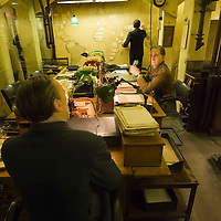 London  27th August  Photocall at  Cabinet War Room to mark the 70th Anniversary of  the opening  of the rooms and the start of the second world war ...***Standard Licence  Fee's Apply To All Image Use***.Marco Secchi /Xianpix. tel +44 (0) 845 050 6211. e-mail ms@msecchi.com or sales@xianpix.com.www.marcosecchi.com