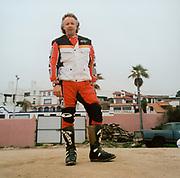 Motor Cross Biker