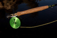 2014 DEC 22: The Orvis Helios 2 Life Member rod from Trout Unlimited