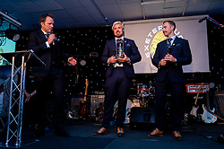 Kai Horstmann hosts an Auction with Jack Nowell and Nic White during the dinner - Ryan Hiscott/JMP - 16/05/2019 - SPORT - Sandy Park - Exeter, England - Exeter Chiefs End of Season Awards