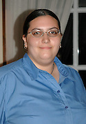 17705Student Leadership Recognition awards Ceremony at Baker Center: Photos Rebecca Grosenbaugh..Latino Heritage AwardsKrystal LaFontaine