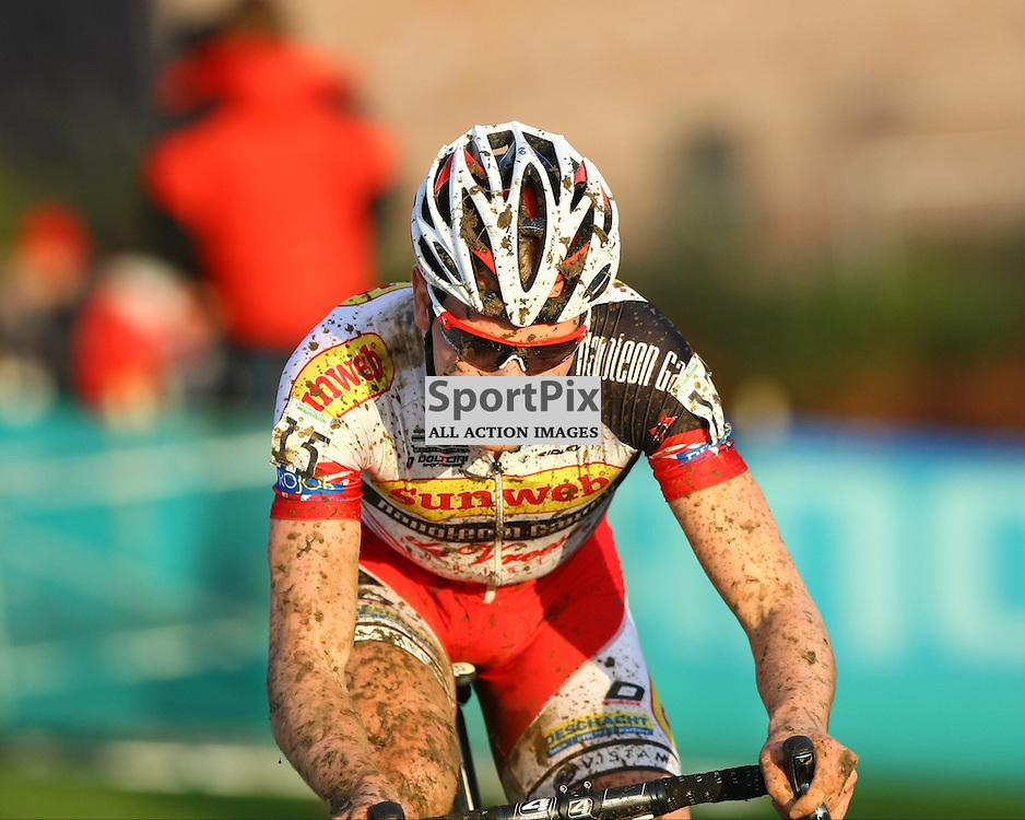 Belgian rider Tim Merlier. UCI Cyclo Cross World Cup, Campbell Park, Milton Keynes (c) Matt Bristow | SportPix.org.uk