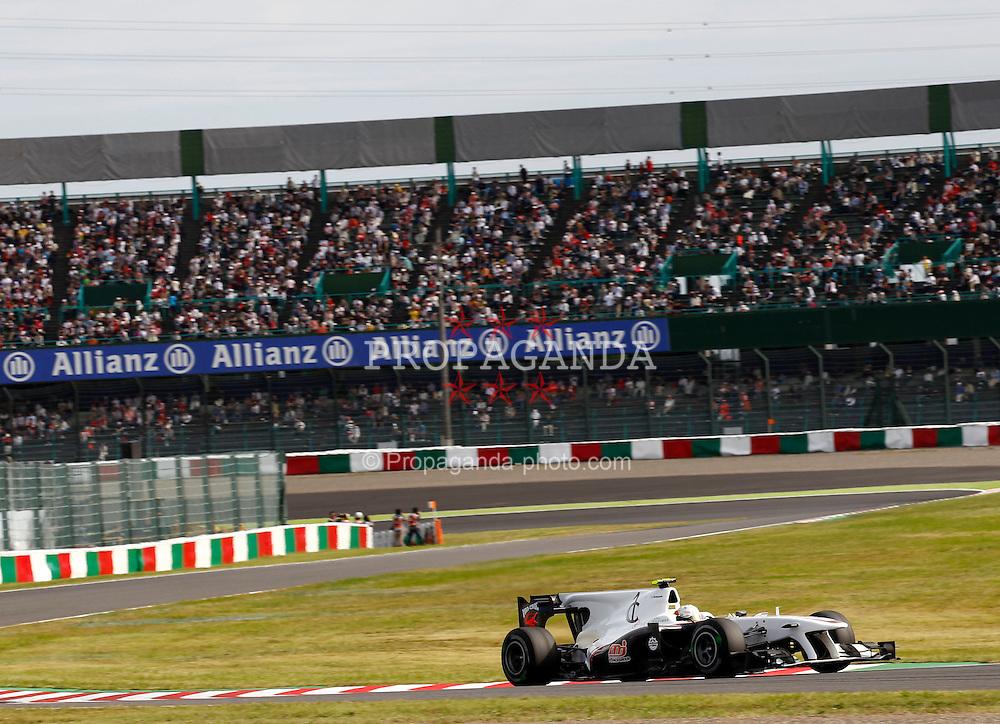 Motorsports / Formula 1: World Championship 2010, GP of Japan, 23 Kamui Kobayashi (JPN, BMW Sauber F1 Team),