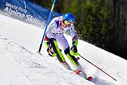 BAUCHET Arthur, LW3, FRA, Slalom at the WPAS_2019 Alpine Skiing World Cup Finals, Morzine, France