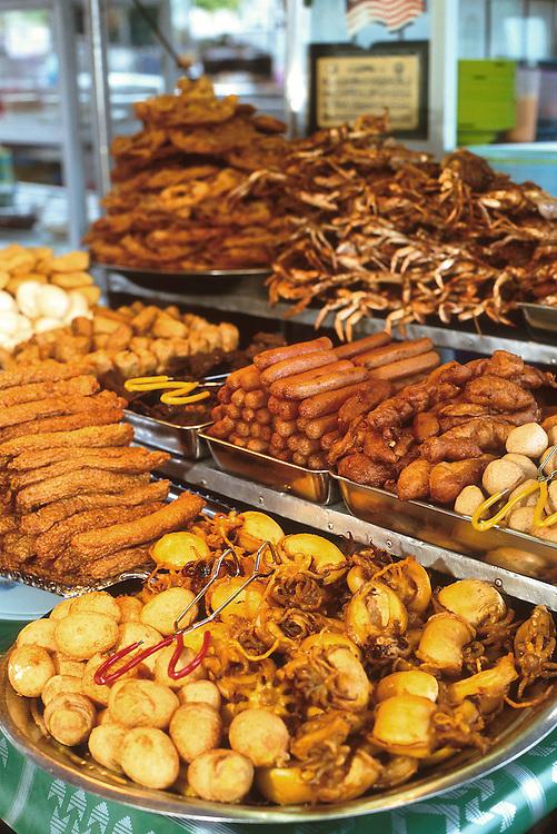 Pasembor, famous local food in Penang, Malaysia...Photo: Ahmad Yusni