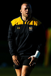 Tom Cruse of Wasps during training ahead of the European Challenge Cup fixture against SU Agen - Mandatory by-line: Robbie Stephenson/JMP - 18/11/2019 - RUGBY - Broadstreet Rugby Football Club - Coventry , Warwickshire - Wasps Training Session
