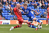 Oldham Athletic v Walsall 130816
