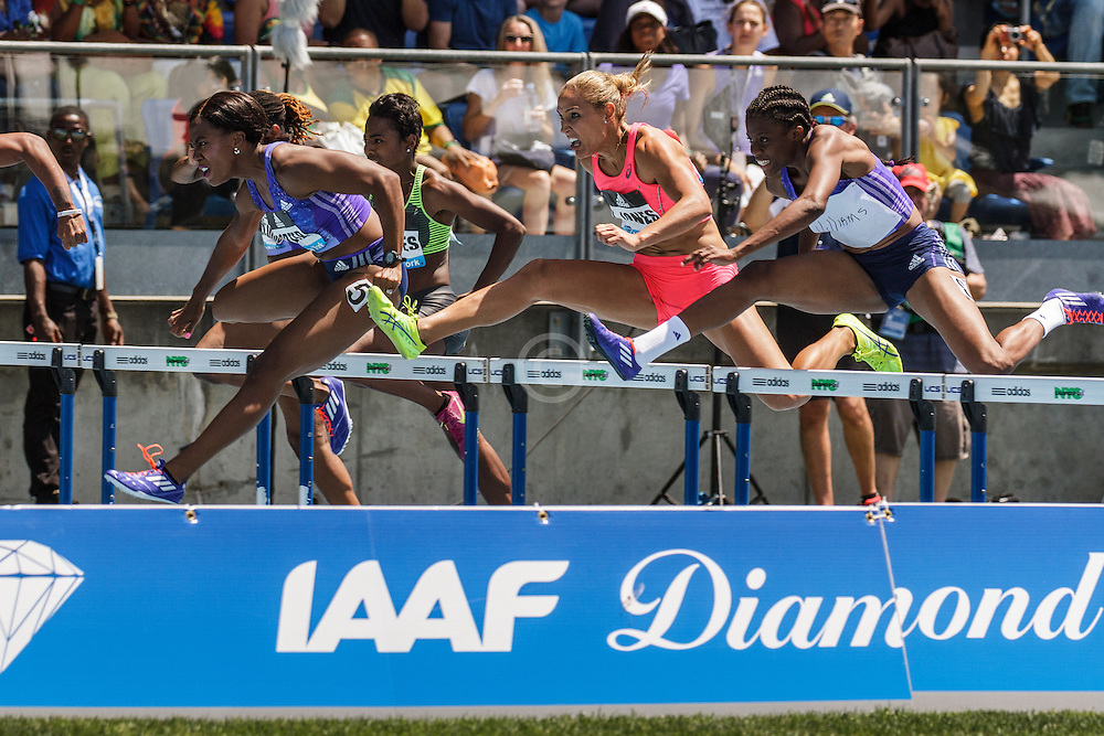 adidas Grand Prix Diamond League Track & Field: Women's 100 Hurdles,