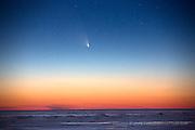 Comet Pan-Starrs over Headlands International Dark Sky Park