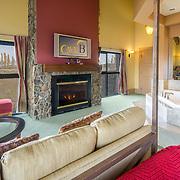 Cave B Estate Winery & Resort.  Honeymoon Suite