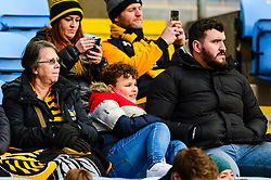 Wasps fans - Mandatory by-line: Dougie Allward/JMP - 18/01/2020 - RUGBY - Ricoh Arena - Coventry, England - Wasps v Bordeaux-Begles - European Rugby Challenge Cup
