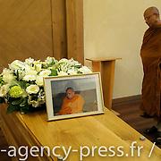 Funeral Phra Khamsang Sourasack