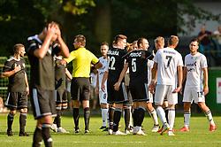football match between NS Mura and NK Krsko in 5th Round of Prva liga Telekom Slovenije 2018/19, on August 19, 2018 in Mestni stadion Fazanerija, Murska Sobota, Slovenia. Photo by Mario Horvat / Sportida