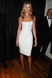 ROSIE HUNTINGTON-WHITELEY at the GQ Men of The Year Awards 2013 in association with Hugo Boss held at the Royal Opera House, London on 3rd September 2013.
