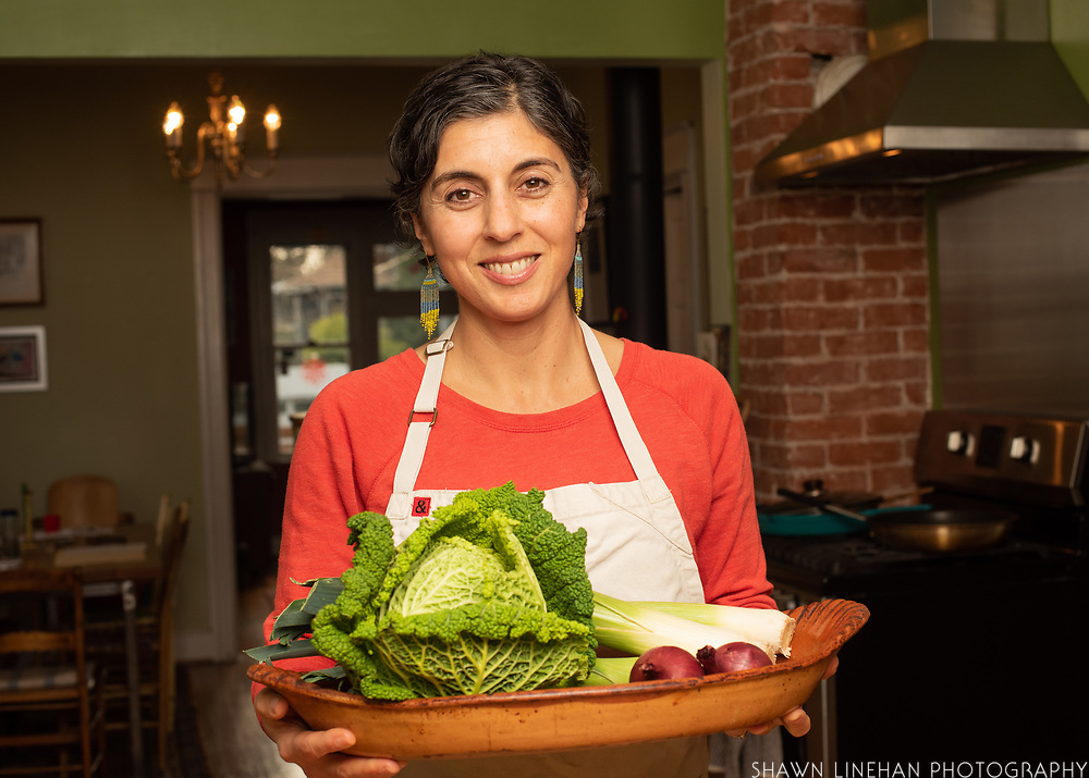 Katherine  Deumling of Cook With What You Have