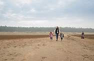Morning at the beach with Tara Downing, Grace (4) Olivia (3) and Edith (18 months)