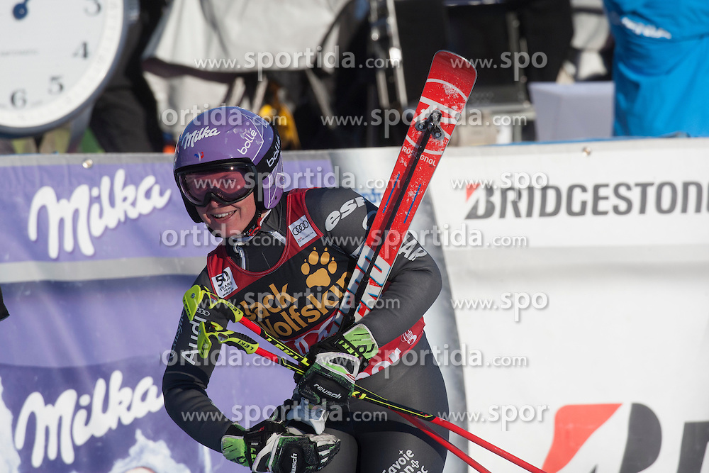 Tessa Worley (FRA) during 6th Ladies' Giant slalom at 53rd Golden Fox - Maribor of Audi FIS Ski World Cup 2015/16, on January 7, 2017 in Pohorje, Maribor, Slovenia. Photo by Marko Vanovsek / Sportida
