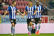 Wigan Athletic v Fulham 011114