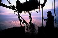 Bob Hamilton, Fisherman, Greenport,  New York, Long Island Sound