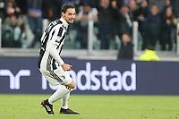 26.11.2017 - Torino - Serie A 2017/18 - 14a giornata  -  Juventus-Crotone nella  foto: Mattia De Sciglio esulta dopo il gol del 2 a 0