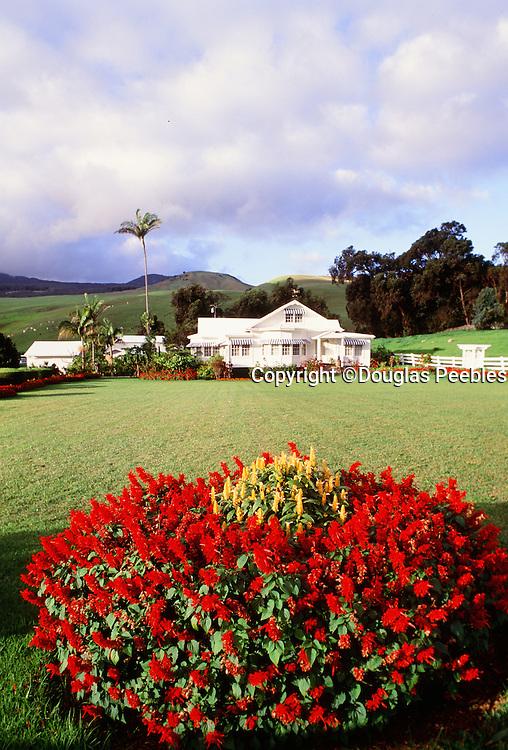 Anna Ranch Heritage Center, Waimea, kamuela, Island of Hawaii, Big Island of Hawaii