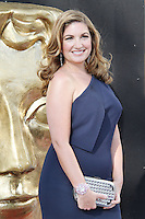 LONDON - MAY 27: Karren Brady attends the Arqiva British Academy Television Awards at the Royal Festival Hall, London, UK. May 27, 2012. (Photo by Richard Goldschmidt)
