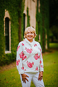Portrait of Cathy Thomason of the Tabasco making Mcllhany family since 1868.<br /> Photographed by editorial and commercial Houston photographer Nathan Lindstrom<br /> <br /> Nathan Lindstrom Photography<br /> ©2015 Nathan Lindstrom