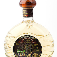 Nuestro Orgullo anejo -- Image originally appeared in the Tequila Matchmaker: http://tequilamatchmaker.com