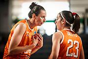 Chicca MAcchi, Francesca Dotto<br /> Passalacqua Ragusa vs Famila Schio<br /> Lega Basket Femminile 2017/2018<br /> Ragusa, 10/05/2018<br /> Foto E. Castoria/Ag. Ciamillo-Castoria