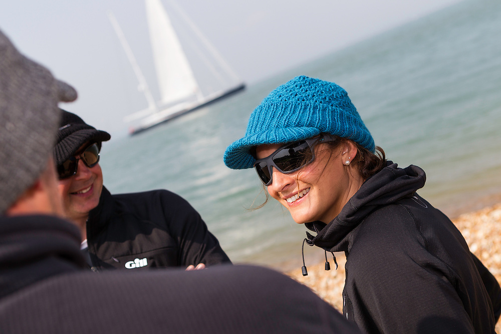 Gill photo shoot, Hamble/Cowes, 24th May 2012.