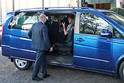 Doop Willem Jan ( 01-07-2013), zoon van Prins Floris en Prinses Aimee oppaleis het Loo<br /> <br /> Christening of Willem Jan ( 01-07-2013), son of Prince Floris and Princess Aimee on palace het Loo