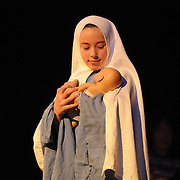 12/17/11 BATH, Maine --  Best Christmas Pageant Ever show by Studio Theatre of Bath. © Duncan Photography 2011.