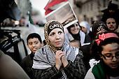 DEMOSTRATION FOR GAZA